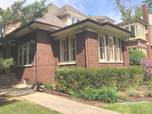 209 N Ridgeland Avenue, Oak Park, IL 60302 (MLS #10550225) :: Property Consultants Realty