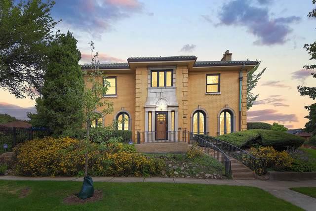 1201 N Ridgeland Avenue, Oak Park, IL 60302 (MLS #10550298) :: Property Consultants Realty