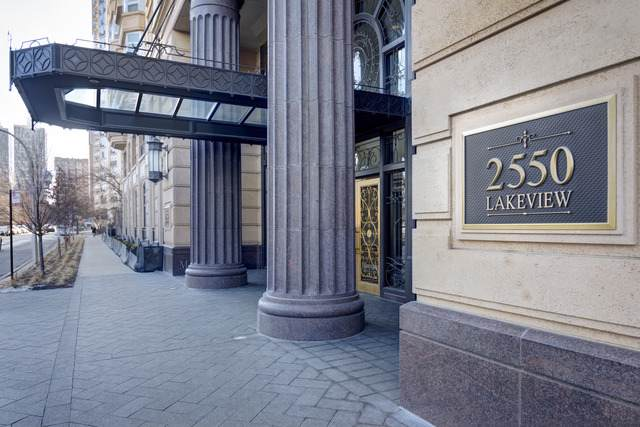 2550 N Lakeview Avenue S3202, Chicago, IL 60614 (MLS #10550301) :: John Lyons Real Estate