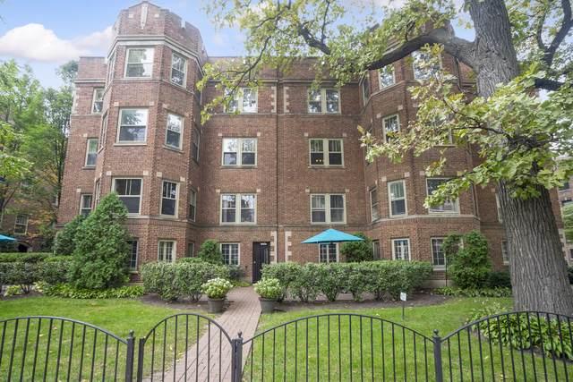 227 N Oak Park Avenue 3W, Oak Park, IL 60302 (MLS #10550308) :: Property Consultants Realty