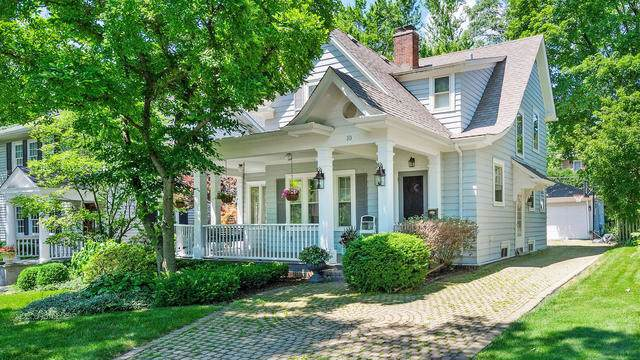 10 S Elm Street, Hinsdale, IL 60521 (MLS #10550357) :: The Wexler Group at Keller Williams Preferred Realty