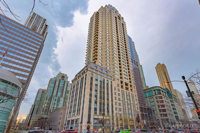 118 E Erie Street 15A, Chicago, IL 60611 (MLS #10550382) :: Property Consultants Realty