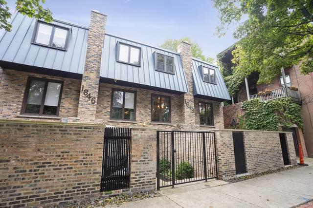 1848 N Hudson Avenue E, Chicago, IL 60614 (MLS #10550456) :: The Perotti Group | Compass Real Estate