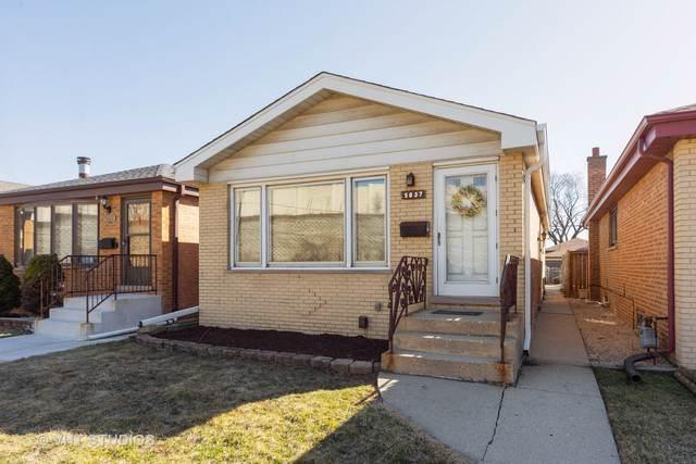 5037 Harold Avenue, Schiller Park, IL 60176 (MLS #10550463) :: Property Consultants Realty