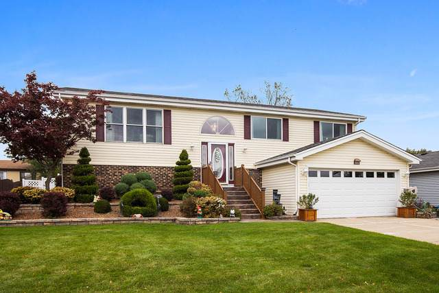 7516 W Hickory Creek Drive, Frankfort, IL 60423 (MLS #10550469) :: Property Consultants Realty