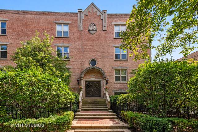 306 Main Street #28, Evanston, IL 60202 (MLS #10550482) :: The Perotti Group | Compass Real Estate