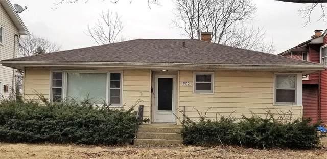 820 N Loomis Street, Naperville, IL 60563 (MLS #10550508) :: Lewke Partners