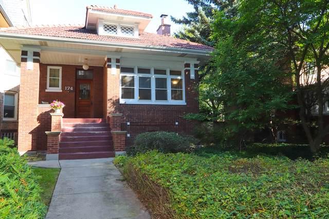 174 N Humphrey Avenue, Oak Park, IL 60302 (MLS #10550547) :: Property Consultants Realty