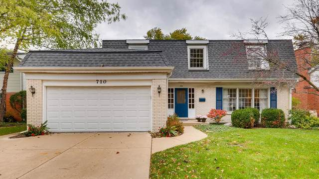 710 E Marion Street, Arlington Heights, IL 60004 (MLS #10550562) :: Lewke Partners