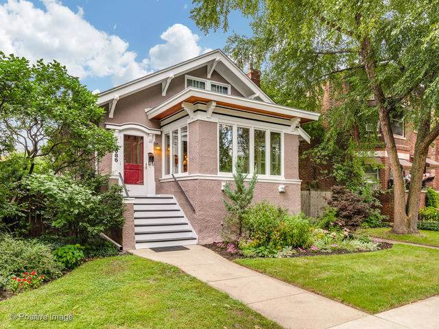 2086 W Greenleaf Avenue, Chicago, IL 60645 (MLS #10550573) :: Property Consultants Realty