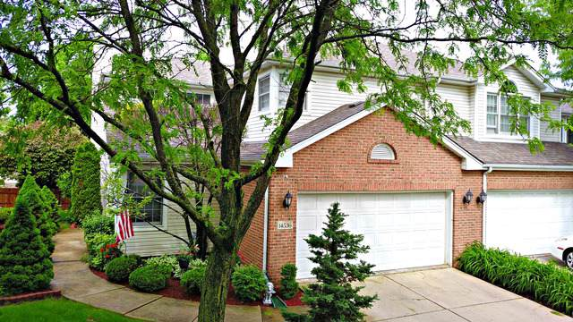 14536 Club Circle Drive #19, Oak Forest, IL 60452 (MLS #10550582) :: The Wexler Group at Keller Williams Preferred Realty