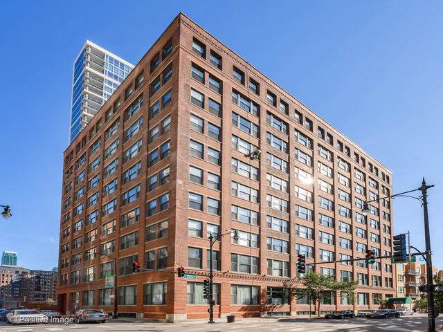 801 S Wells Street #210, Chicago, IL 60607 (MLS #10550596) :: Berkshire Hathaway HomeServices Snyder Real Estate