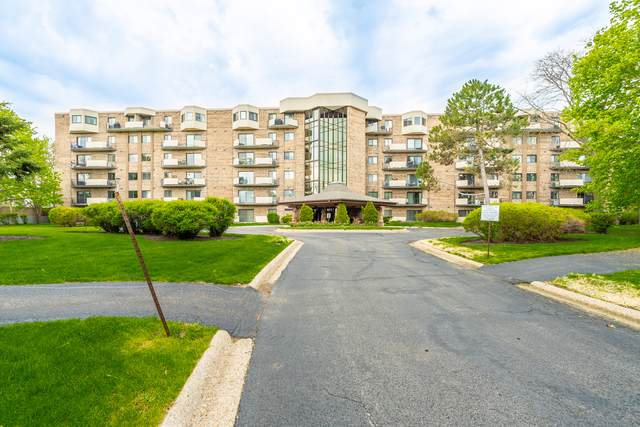 1243 E Baldwin Lane #114, Palatine, IL 60074 (MLS #10550600) :: The Perotti Group | Compass Real Estate