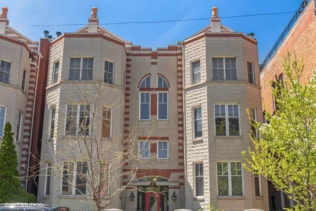1862 N Halsted Street 2N, Chicago, IL 60614 (MLS #10550604) :: The Wexler Group at Keller Williams Preferred Realty