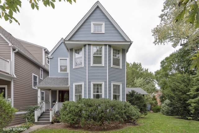 1117 Leonard Place, Evanston, IL 60201 (MLS #10550628) :: Baz Realty Network | Keller Williams Elite