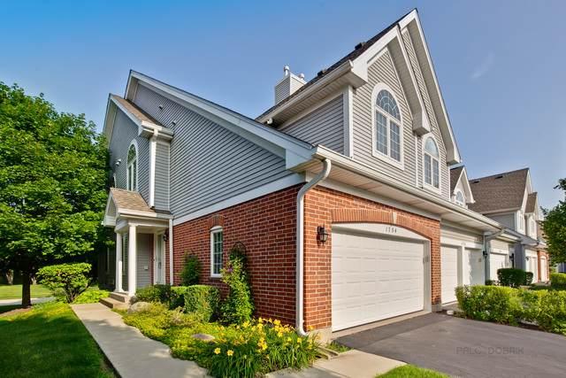 1754 W Ethans Glen Drive #1754, Palatine, IL 60067 (MLS #10550633) :: Baz Realty Network   Keller Williams Elite