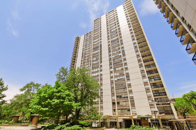 1460 N Sandburg Terrace #1403, Chicago, IL 60610 (MLS #10550654) :: Property Consultants Realty