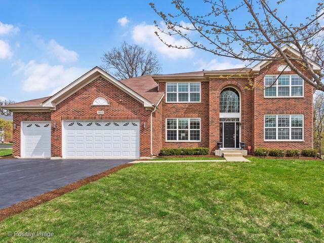 Hoffman Estates, IL 60192 :: Property Consultants Realty