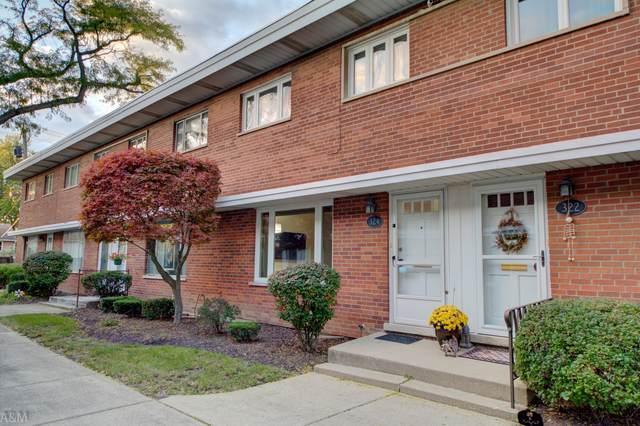 324 S Maple Street, Mount Prospect, IL 60056 (MLS #10550664) :: Baz Realty Network | Keller Williams Elite
