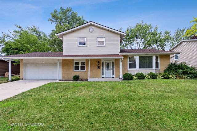 4130 Williams Court, Hoffman Estates, IL 60192 (MLS #10550667) :: Property Consultants Realty