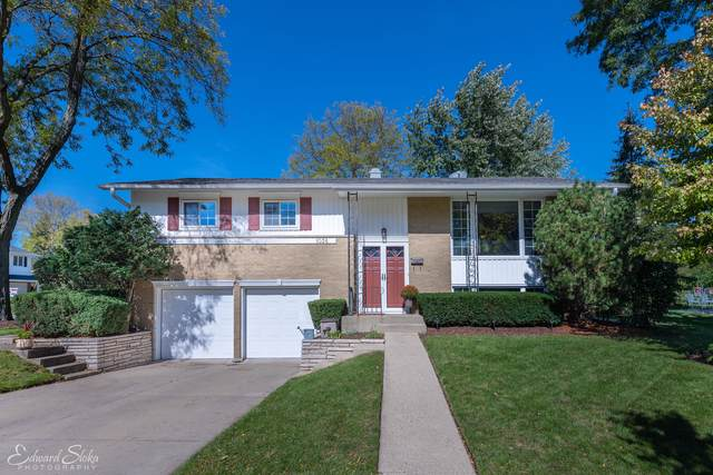 1036 E Paddock Drive, Palatine, IL 60074 (MLS #10550672) :: The Perotti Group | Compass Real Estate