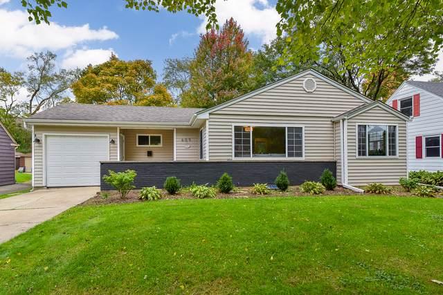 609 E 8th Avenue, Naperville, IL 60563 (MLS #10550680) :: The Wexler Group at Keller Williams Preferred Realty