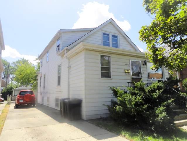4857 W Addison Street, Chicago, IL 60641 (MLS #10550681) :: Baz Realty Network | Keller Williams Elite
