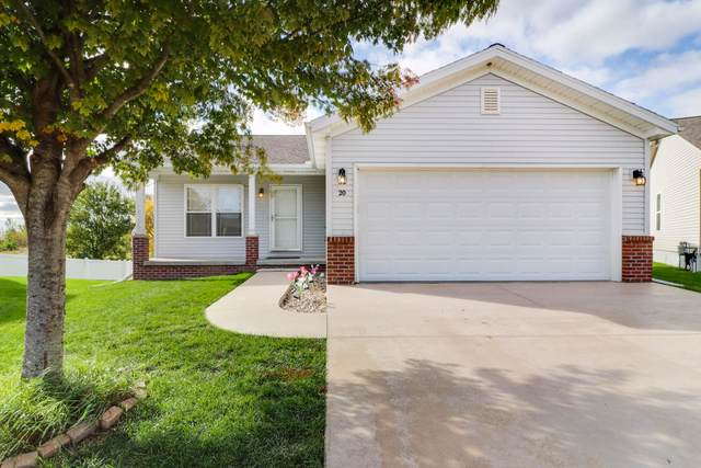 20 Barclay Court, Bloomington, IL 61705 (MLS #10550700) :: Baz Realty Network | Keller Williams Elite