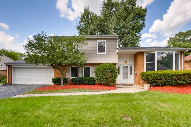 1316 E Gloria Drive, Palatine, IL 60074 (MLS #10550721) :: The Perotti Group | Compass Real Estate