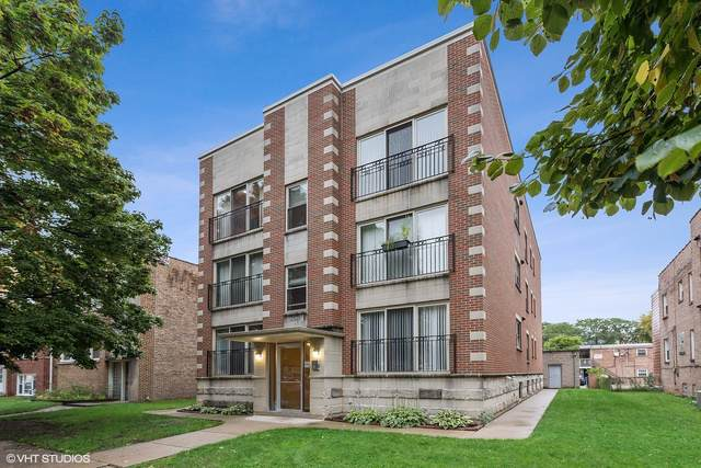 2525 W Farragut Avenue 3E, Chicago, IL 60625 (MLS #10550722) :: Property Consultants Realty