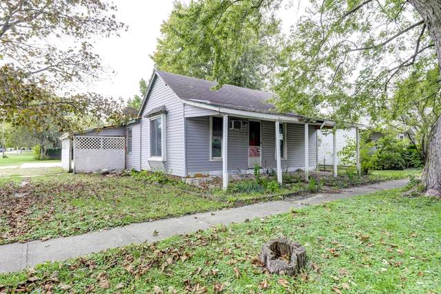 301 W Oliver Street, Mansfield, IL 61854 (MLS #10550725) :: Angela Walker Homes Real Estate Group