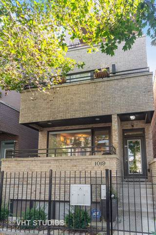 1019 N Marshfield Avenue #1, Chicago, IL 60622 (MLS #10550771) :: Property Consultants Realty