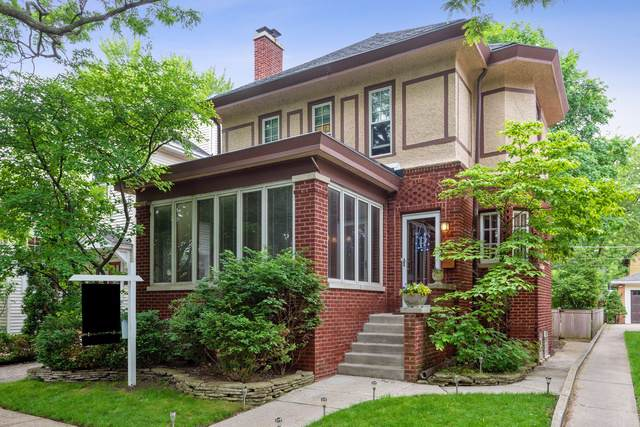 111 Dupee Place, Wilmette, IL 60091 (MLS #10550777) :: The Perotti Group | Compass Real Estate