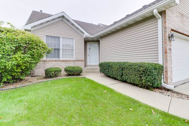 107 N Blair Drive #16, Normal, IL 61761 (MLS #10550790) :: The Perotti Group | Compass Real Estate