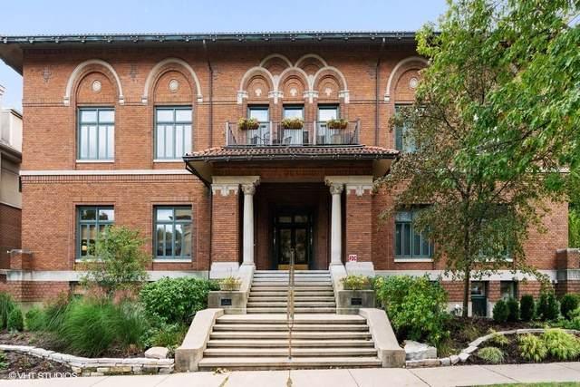721 Ontario Street #210, Oak Park, IL 60302 (MLS #10550828) :: Property Consultants Realty