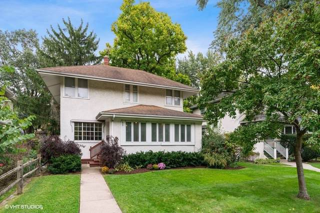 638 N Elmwood Avenue, Oak Park, IL 60302 (MLS #10550850) :: Property Consultants Realty