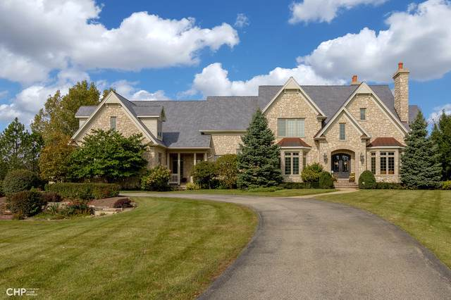 10 Leanda Court, South Barrington, IL 60010 (MLS #10550854) :: The Perotti Group | Compass Real Estate