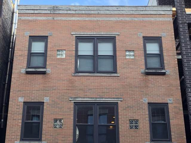 2707 N Halsted Street #3, Chicago, IL 60614 (MLS #10550867) :: The Wexler Group at Keller Williams Preferred Realty