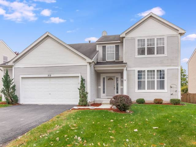712 Stewart Avenue, North Aurora, IL 60542 (MLS #10550880) :: Property Consultants Realty