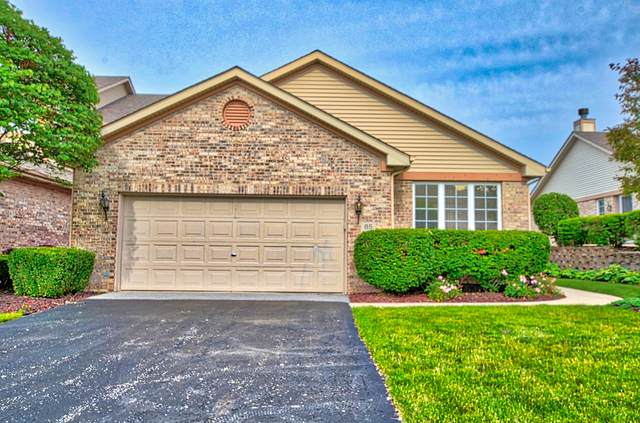 85 Iliad Drive, Tinley Park, IL 60477 (MLS #10550887) :: The Wexler Group at Keller Williams Preferred Realty
