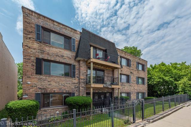 2839 W Lawrence Avenue 2A, Chicago, IL 60625 (MLS #10550900) :: Property Consultants Realty
