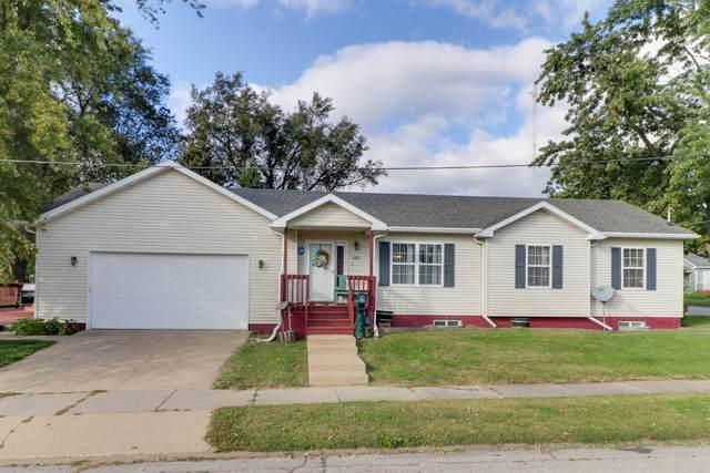 1102 N Morris Avenue, Bloomington, IL 61701 (MLS #10550914) :: Janet Jurich Realty Group