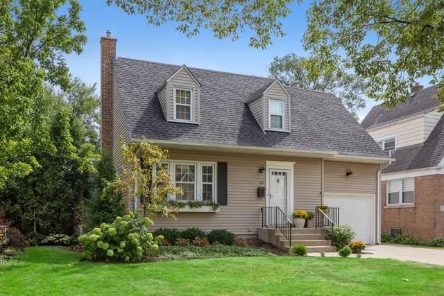 613 S Parkside Avenue, Elmhurst, IL 60126 (MLS #10550939) :: The Perotti Group | Compass Real Estate