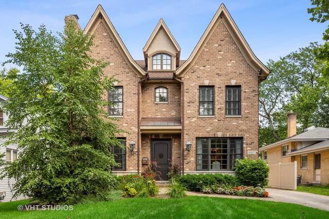 4467 Harvey Avenue, Western Springs, IL 60558 (MLS #10550967) :: The Wexler Group at Keller Williams Preferred Realty