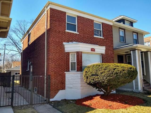 1046 N Austin Boulevard, Oak Park, IL 60302 (MLS #10550971) :: The Wexler Group at Keller Williams Preferred Realty