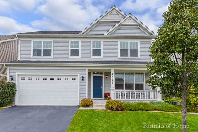 24616 W Harvester Drive, Plainfield, IL 60544 (MLS #10551007) :: The Perotti Group | Compass Real Estate