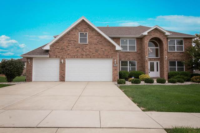 3101 Hermes Drive, Olympia Fields, IL 60461 (MLS #10551035) :: Century 21 Affiliated