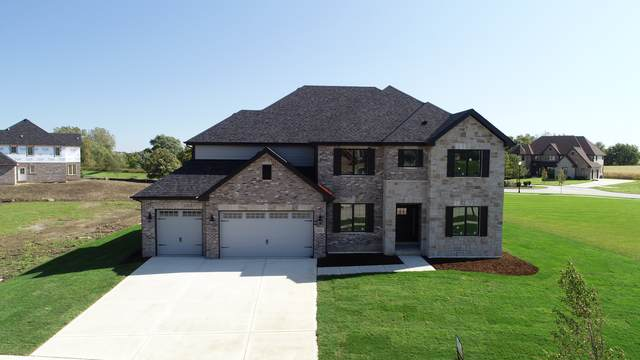 8557 Stone Creek Boulevard, Frankfort, IL 60423 (MLS #10551038) :: Property Consultants Realty