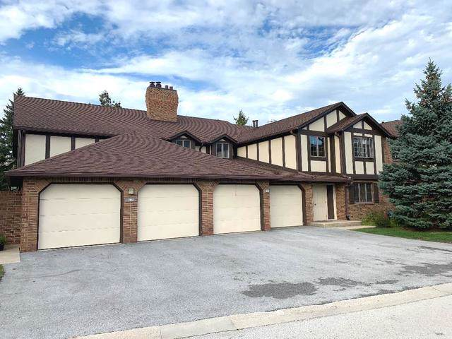 7812 W Golf Drive 1B, Palos Heights, IL 60463 (MLS #10551071) :: The Wexler Group at Keller Williams Preferred Realty