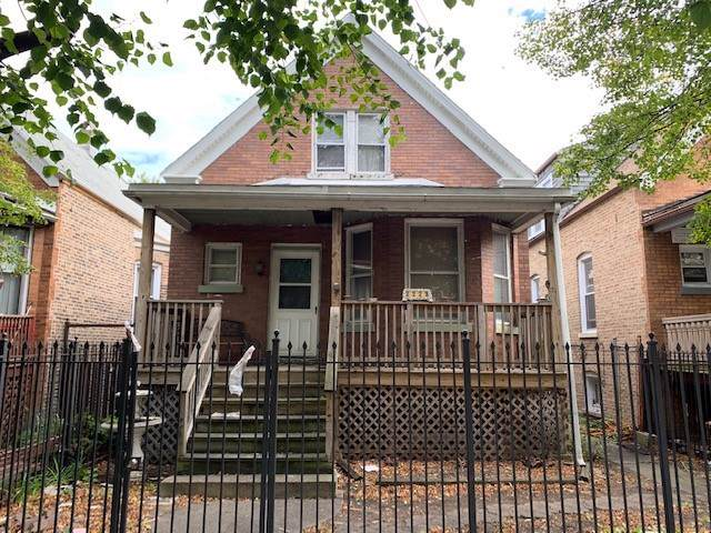 2223 N Kostner Avenue, Chicago, IL 60639 (MLS #10551112) :: Property Consultants Realty